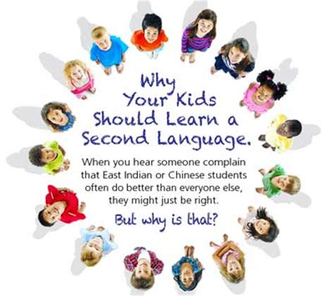 HELP Advantages Of Learning A Second Language